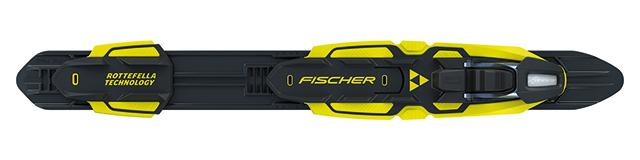 Fischer - PERFORMANCE Skate Yellow